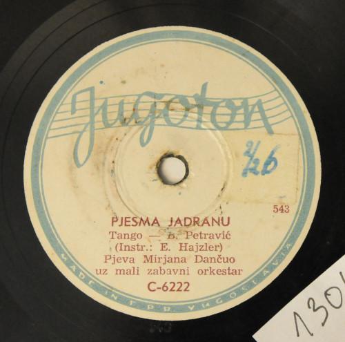 Pjesma Jadranu