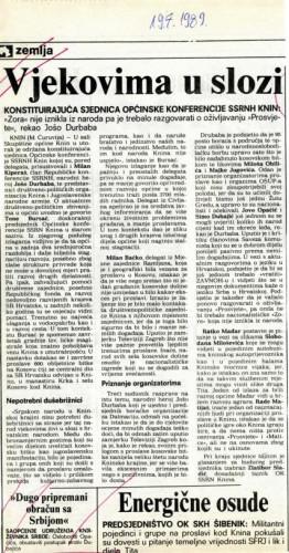 Proslava Kosovske bitke - Vjekovima u slozi