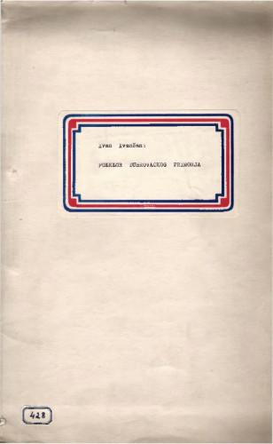 Folklor Dubrovačkog primorja, 1963.
