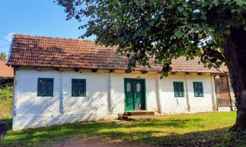 Stara hiža, Peršaves