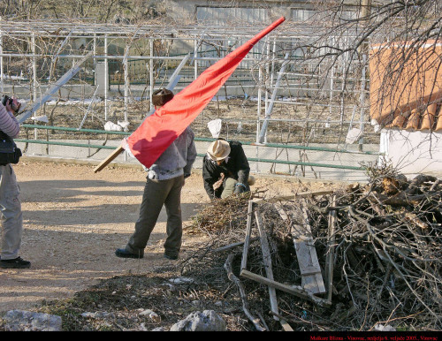Maškare Blizna - Vinovac, 6. veljače 2005. nedjelja.