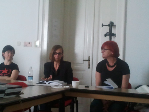 Feminisms in a Transnational Perspective 2013: Feminist Critique of Knowledge Production. Marina Gržinić