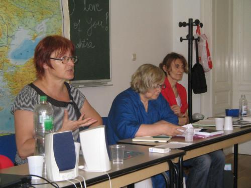 Feminisms in a Transnational Perspective 2008: Voicing Feminist Concerns. Rada Borić, Ulla Vuorela i Renata Jambrešić Kirin