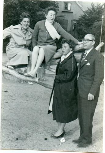 Maja Bošković-Stulli, Ingeborg Weber-Kellermann, Gisella Schneidewind, Selestiano Lo Nigro.