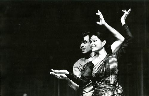 14. međunarodna smotra folklora u Zagrebu '79. Grupa iz Bangladeša