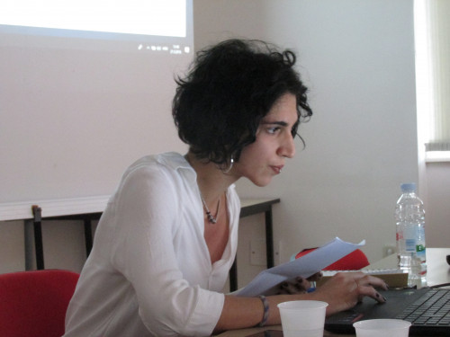 Feminisms in a Transnational Perspective 2018: Fear, Resistance, Imagination. Lucia Amorosi