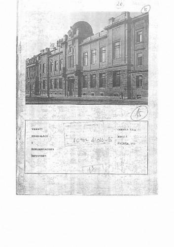 Značenje i zadaci obnovljenog Etnografskog muzeja u Zagrebu
