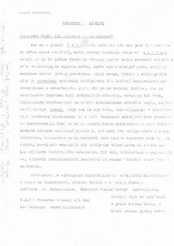 Julia Kristeva: Heretika ljubavi (prijevod)