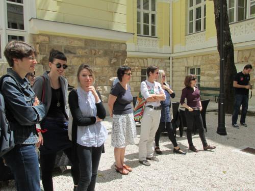 Feminisms in a Transnational Perspective 2015: Disrupting Historicity. Sudionice seminara